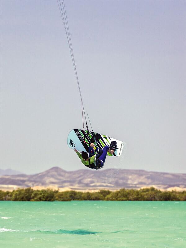купить Кайтборд RAZOR  Flysurfer Россия